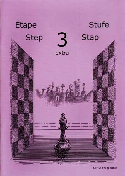Van Wijgerden, Schach lernen - Stufe 3 extra