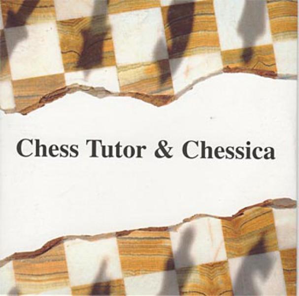 Tasc Chess CD Bundle Chess Tutor & Chessica